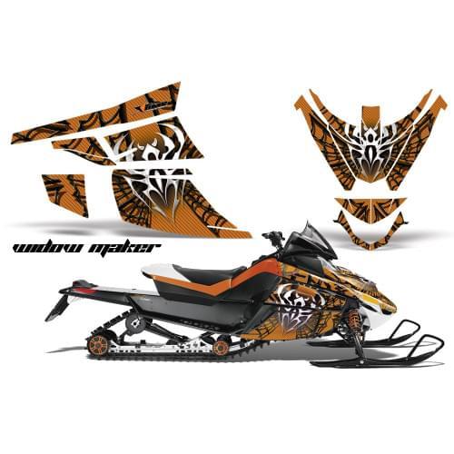 Комплект графики AMR Racing (Widow Maker)