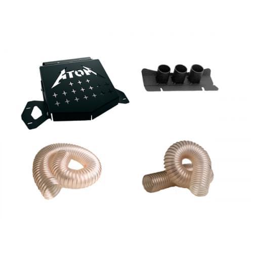 Комплект вынос радиатора + шноркель для квадроцикла Cectec Gladiator